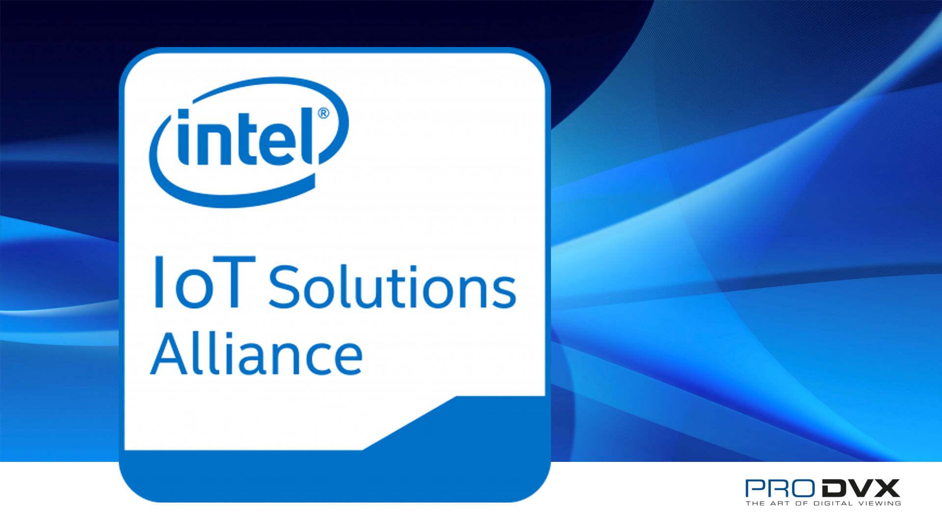 Intel IoT Alliance