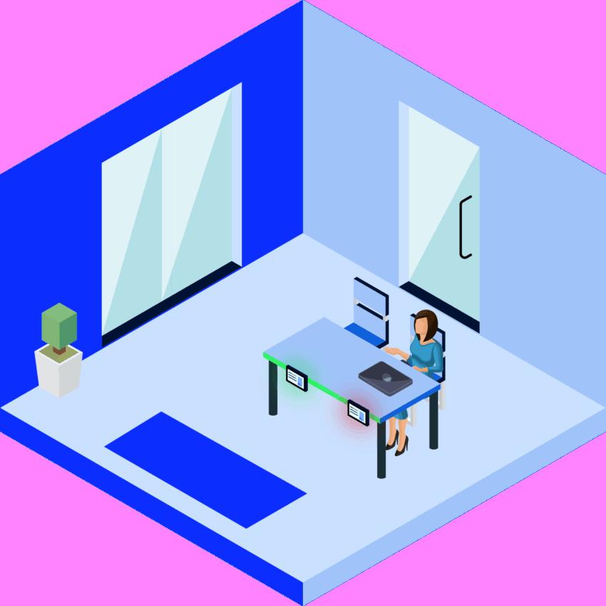Desk Booking 3x