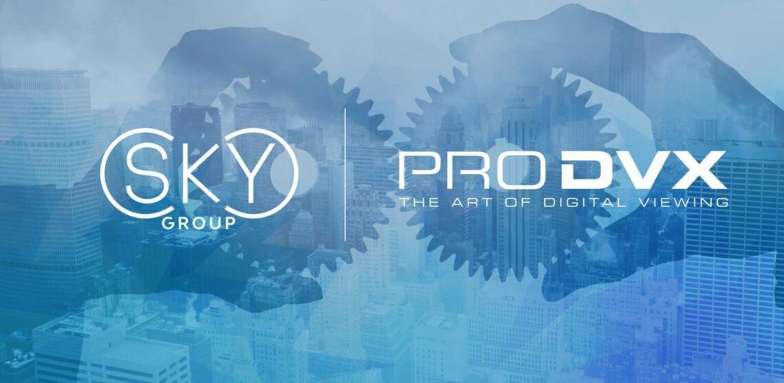 Foto Pro DVX Sky Group Communcations