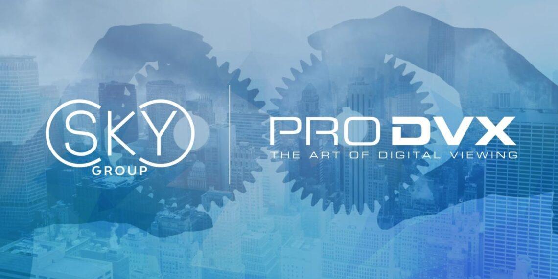 Foto ProDVX SkyGroup Communications v4