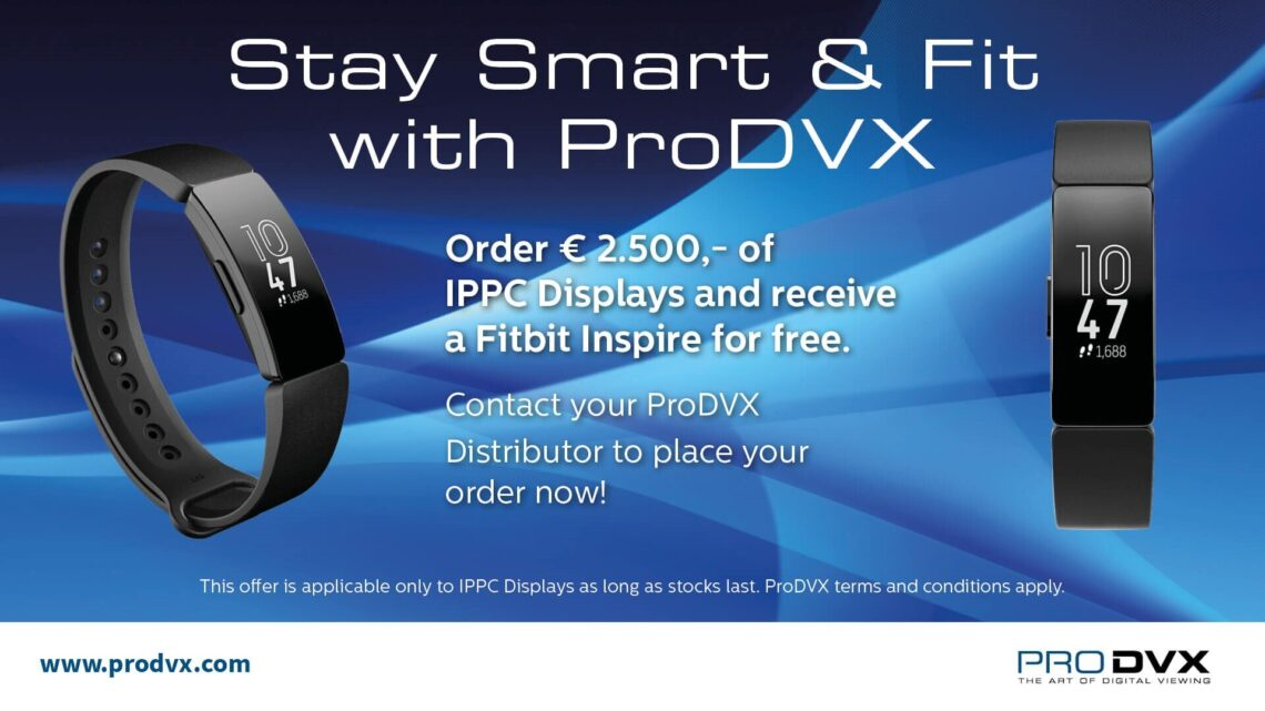 Smart Fit with ProDVX social broad