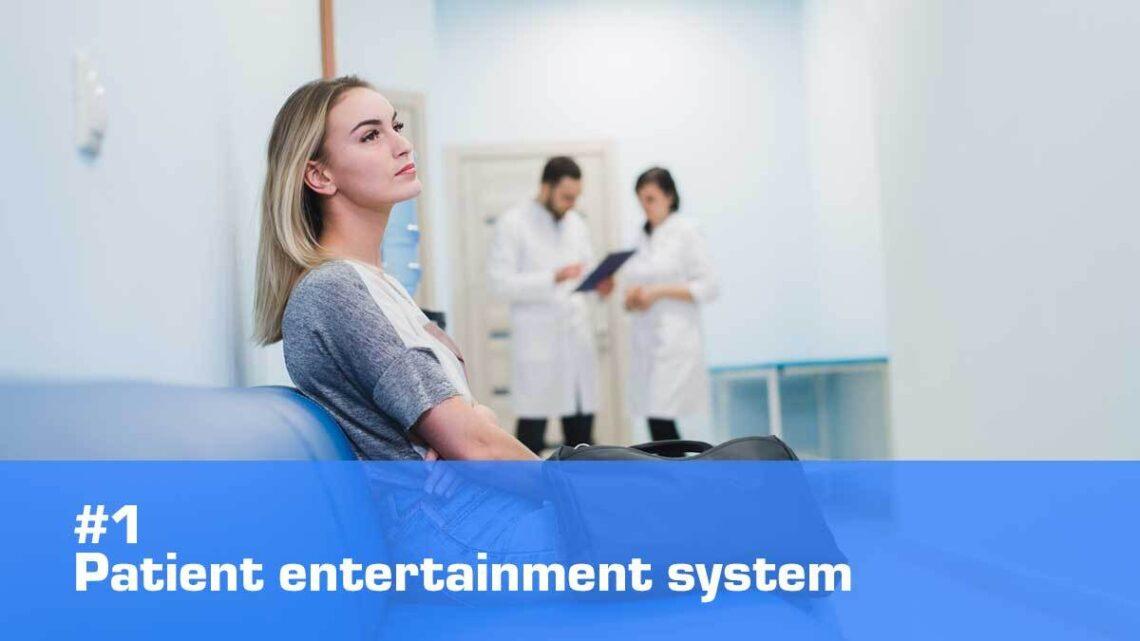 Patiententertainmentsystem