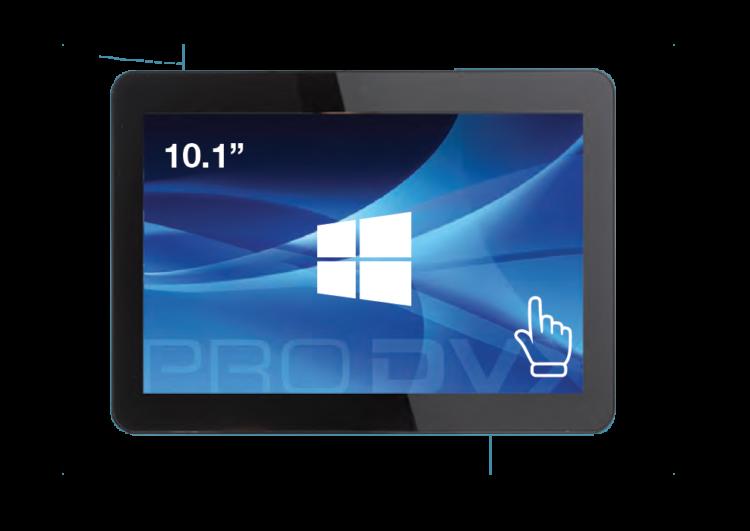 ProDVX IPPC-10-HD - front