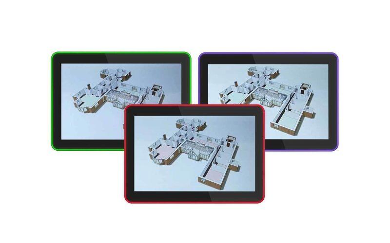 IPPC 10 SLB ARAS security 3x 1 klein