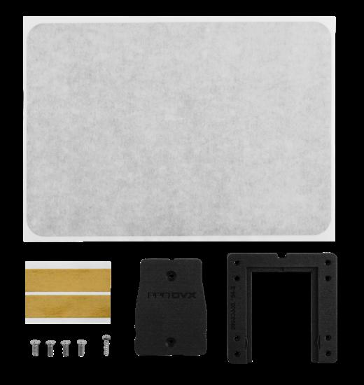 99990000 164 GM 75 Glass Mount Bracket 3 parts s1800x