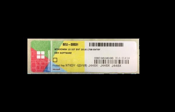 59001220 815 Windows 10 Io T Enterprise 2016 LTSB Entry s600x